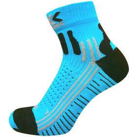X-Bionic Effektor Running Socks Damen turquoise/black
